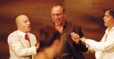Das Fest von Thomas Vinterberg und Mogens Rukov
